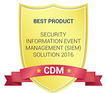 Cyber Defense Magazine: Best SIEM Solution 2016