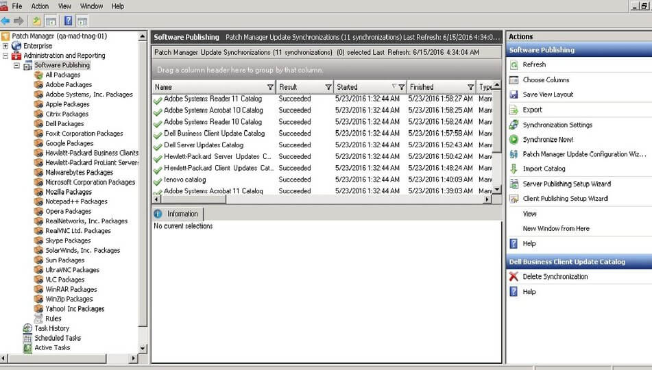 Third-Party Patch Management with Microsoft SCCM | SolarWinds