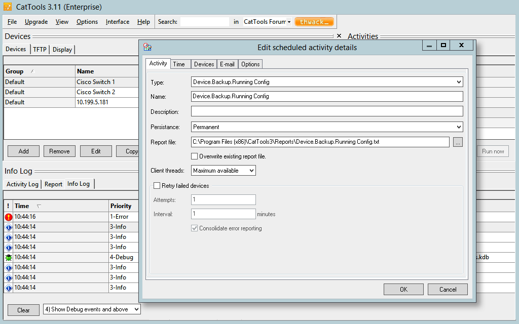 cisco router management software free download