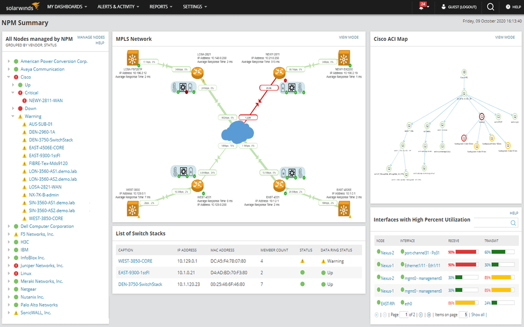 Wi-Fi Analyzer - Wireless Network Analysis Software | SolarWinds